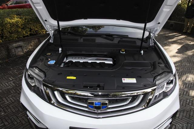 最美国产SUV再升级 新款博越将3月15日上市