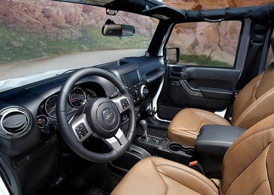 2013款jeep牧马人 高清图片