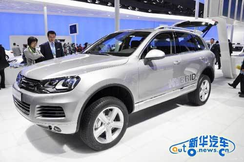 SUV云集北京车展 重量级新车大联展