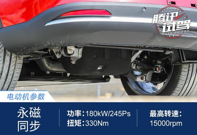 行驶品质惊喜多 比亚迪全新一代唐EV600轻体验