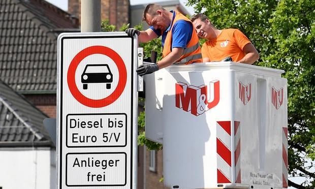 5月31日起 德国汉堡市实施部分柴油车禁令