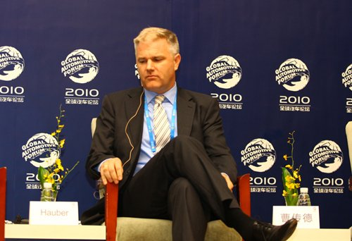Bjoern Hauber:关注市场特殊性 要做就做最好