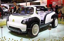 [新车解析]开放式车身 雪铁龙Lacoste概念车
