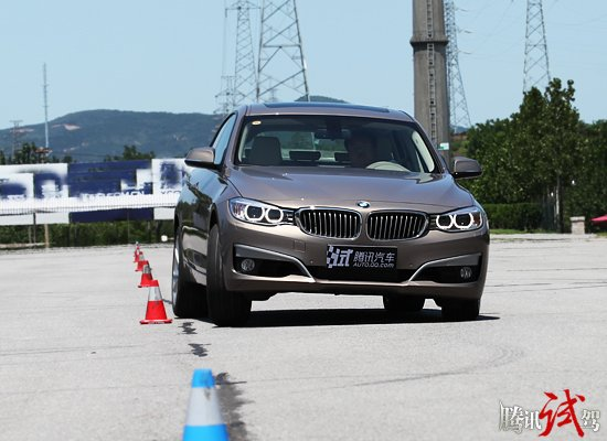 腾讯评测宝马335i GT 巴伐利亚新势力