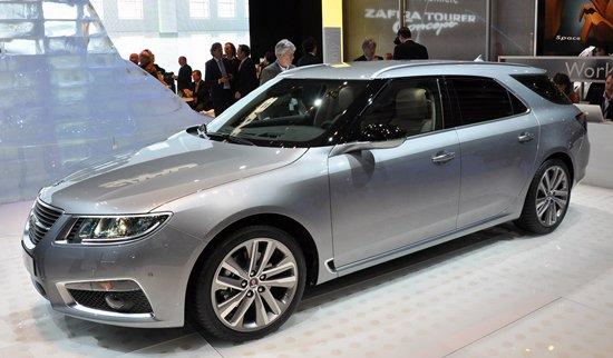 或年内进口国内 萨博新一代95旅行车发布