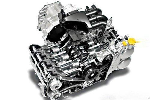 发动机结构形式图片