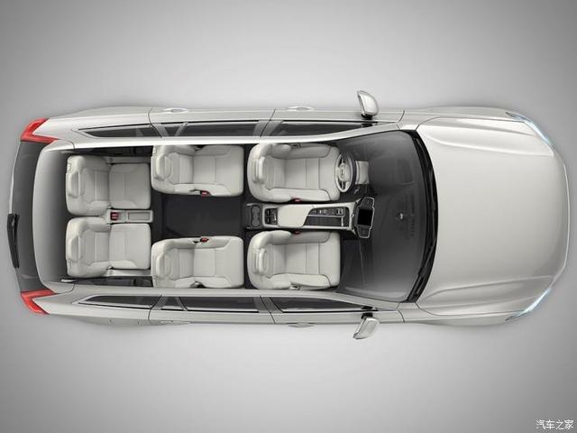 沃尔沃(进口) 沃尔沃XC90新能源 2020款 T8 基本型 7座