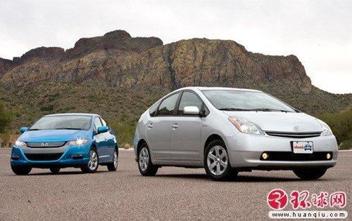 """汽车公司的混合动力车""""普锐斯""""以22,263万辆的成绩连续15高清图片"""