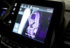 麦格纳新型内视摄像头 司机可随时照看后排儿童