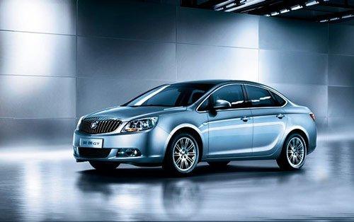英朗GT预售15-20万元 6月23日正式上市