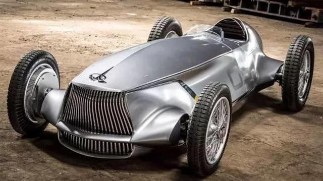 古典与时尚碰撞 英菲尼迪Prototype 9亮相