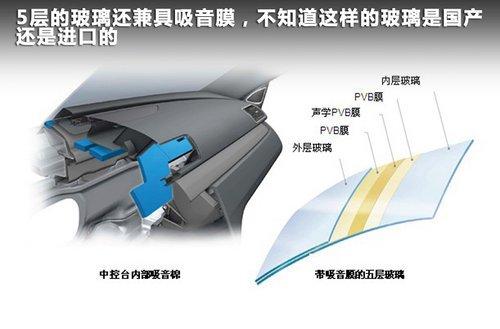安全配置很丰富 大众新迈腾B7L配置曝光