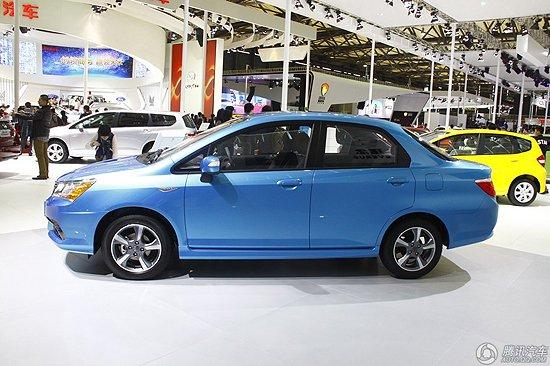 [新车解析]全新理念S1首发亮相 或5月上市