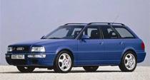 第一款量产RS:奥迪RS2 Avant