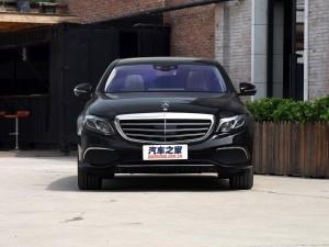 北京奔驰 奔驰E级 2016款 E 300 L 豪华型