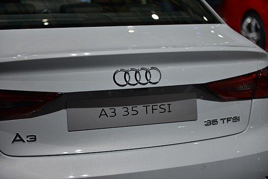 [新车解析]奥迪A3三厢版首发亮相 明年投产
