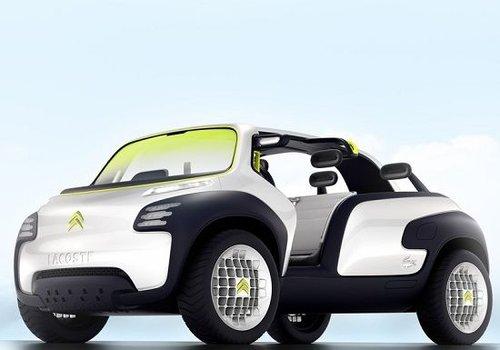 C5解剖车两款概念车 雪铁龙广州车展阵容