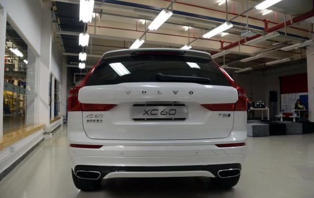 推8款车型 沃尔沃全新XC60于12月20日上市