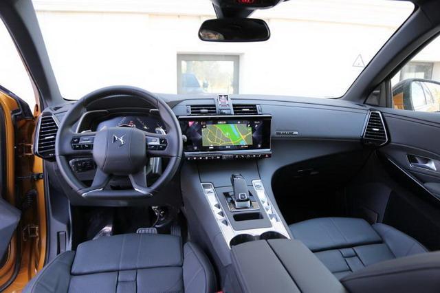 旗舰级SUV 国产DS 7 CROSSBACK信息曝光