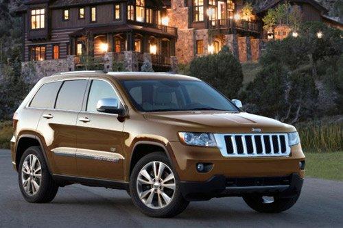 Jeep70年诞辰 克莱斯勒上海车展亮点抢先看