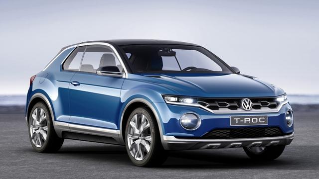 大众全新紧凑级SUV将推出 定位低于Tiguan