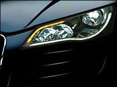 注意保养所有的车灯 杜绝爱车出现眼疲劳