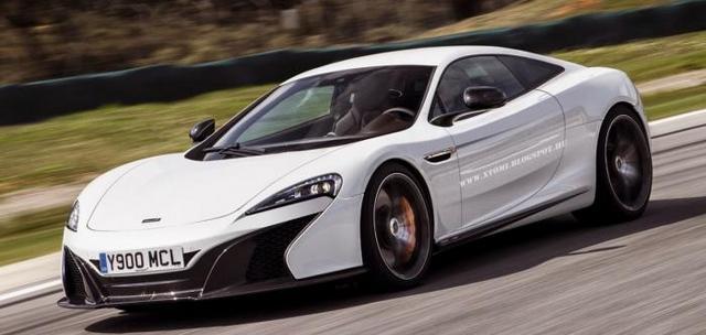 迈凯伦入门级跑车将取名为500S 明年发布