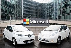 2017CES:日产宣布将继续联手微软发力汽车互联技术