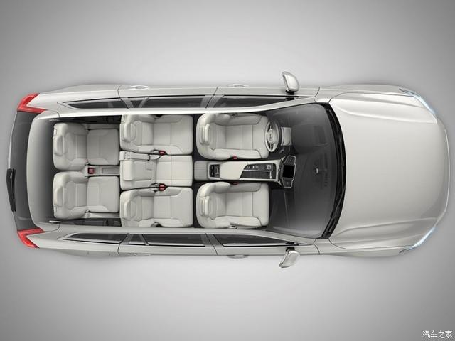 沃尔沃(进口) 沃尔沃XC90新能源 2020款 T8 底子型 7座