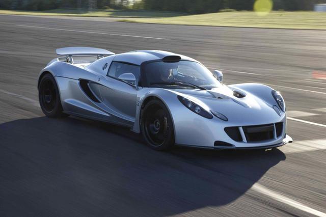 时速超444kmh 美国改装厂打造极品跑车