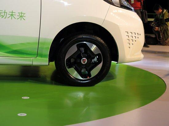 [新车上市]荣威E50电动车售价23.49万元