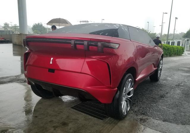 WEY XEV概念车准备进馆 使用更多黑科技