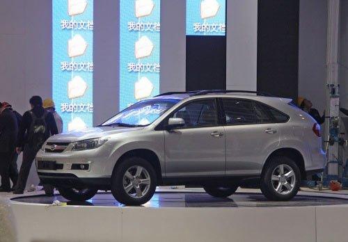 搭载两款动力 比亚迪S6或广州车展上市