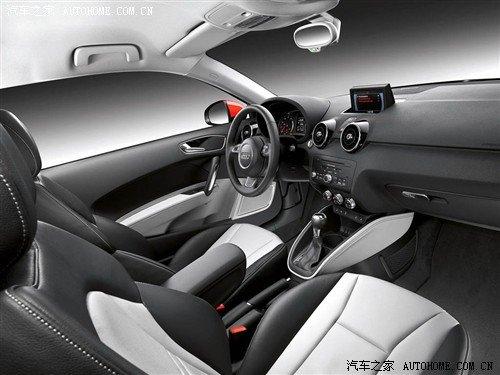下半年上市 奥迪A1上海车展国内首发