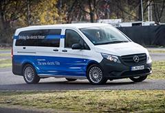 梅赛德斯-奔驰将在明年推出电动厢式货车
