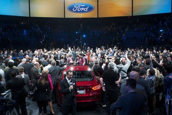 洛杉矶时报:北美车展预示汽车行业将继续复苏