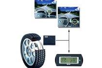 安装汽车轮胎气压监视系统