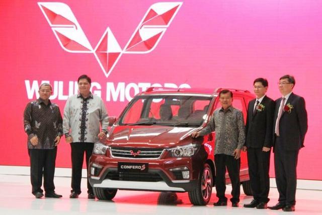 五菱汽车印尼工厂投产 或将引领东盟汽车市
