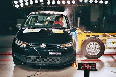钢筋铁骨话安全 AHSS材料对汽车安全的影响