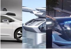 2019年值得期待的热门交通技术 自动驾驶汽车、飞行汽车以及隧道交通系统