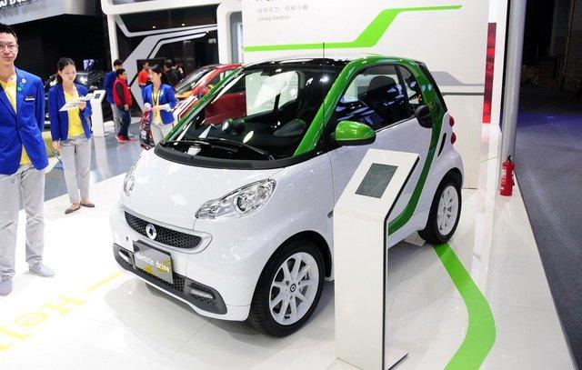 smart电动版广州车展上市 售23.5万元