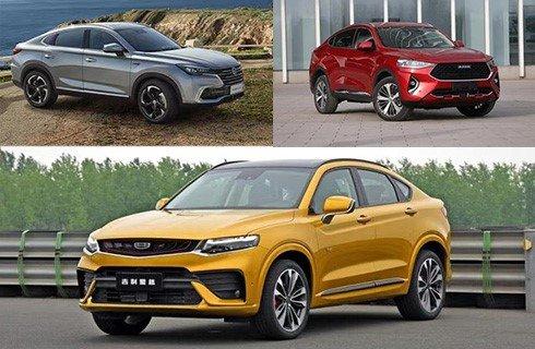 最美中国车之争 自主品牌轿跑SUV导购