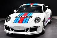保时捷911 Carrera S Martini