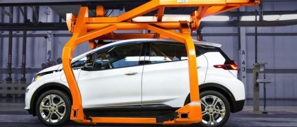 雪佛兰Bolt对标Model3:已进入试生产阶段