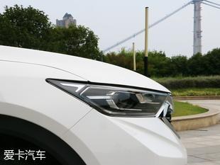 全新一代东风风神AX7亮相 外观更时尚