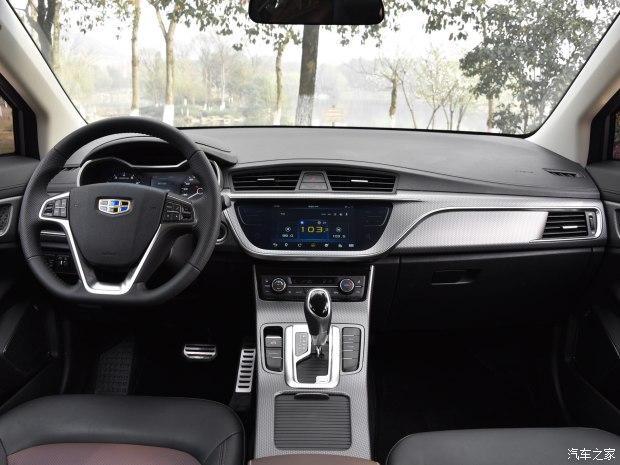 吉利汽车 帝豪GS 2016款 运动版