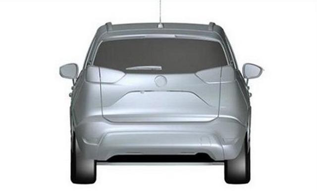 最新家族式设计 别克全新SUV专利图曝光