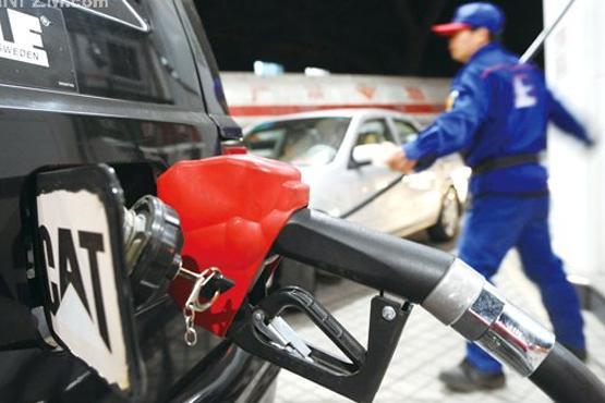 油价迎来年内第7次上调 汽柴油每升上涨0.04元