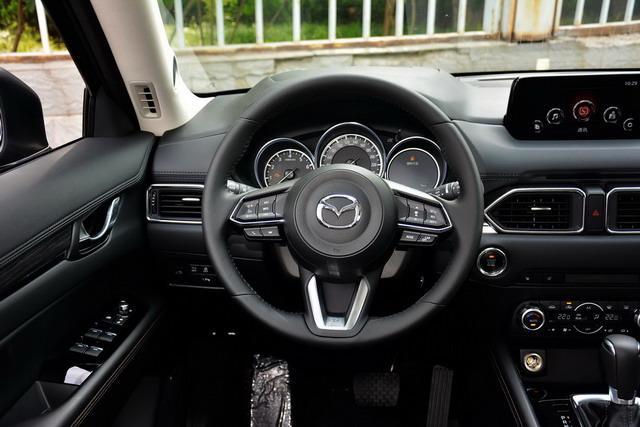 最美紧凑级SUV 马自达CX-5将上市销售