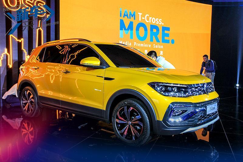新车来了:上汽大众T-Cross 小型SUV强力搅局者